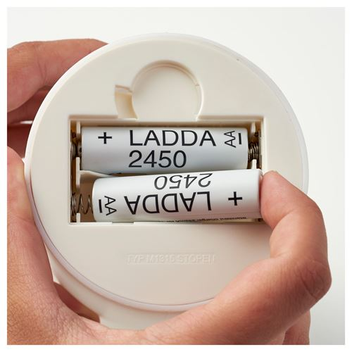 LADDA,rechargeable battery