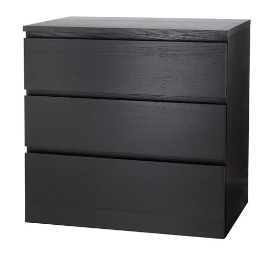 MALM,chest of 3 drawers