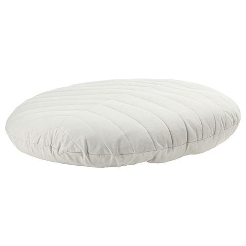 dihult floor cushion katorp naturel ikea home textile. Black Bedroom Furniture Sets. Home Design Ideas