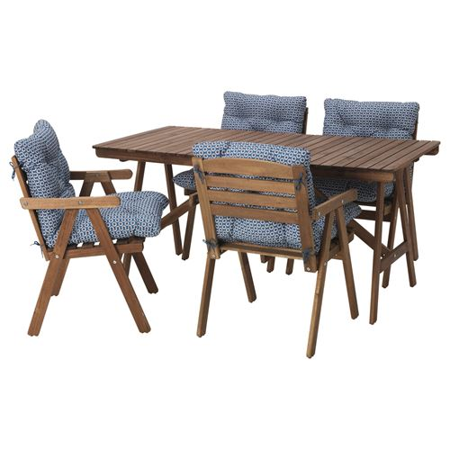 FALHOLMEN,dining table and chairs