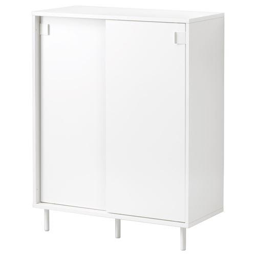mackapar shoe cabinet storage white 80x102 cm ikea hallway. Black Bedroom Furniture Sets. Home Design Ideas
