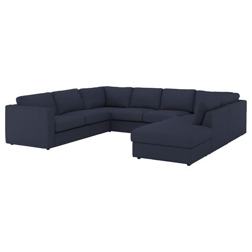 VIMLE,cover for sofa, 6-seat