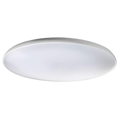 nymane led 39 li tavan lambas beyaz ikea ayd nlatma. Black Bedroom Furniture Sets. Home Design Ideas