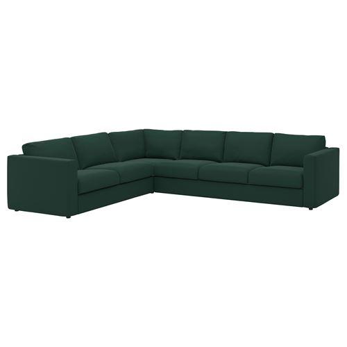 Vimle 5 Seat Corner Sofa