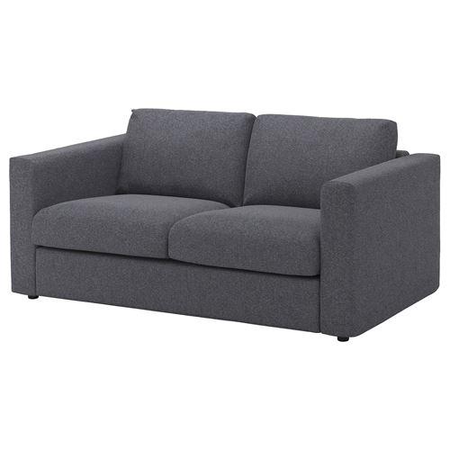 VIMLE 2 seat sofa Gunnared medium grey