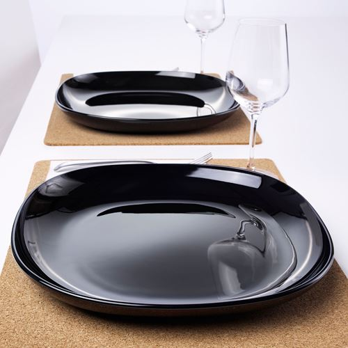 BACKIG,plate set