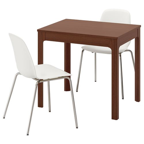 EKEDALEN/LEIFARNE,dining table and chairs