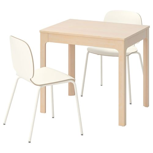 EKEDALEN/SVENBERTIL,dining table and chairs
