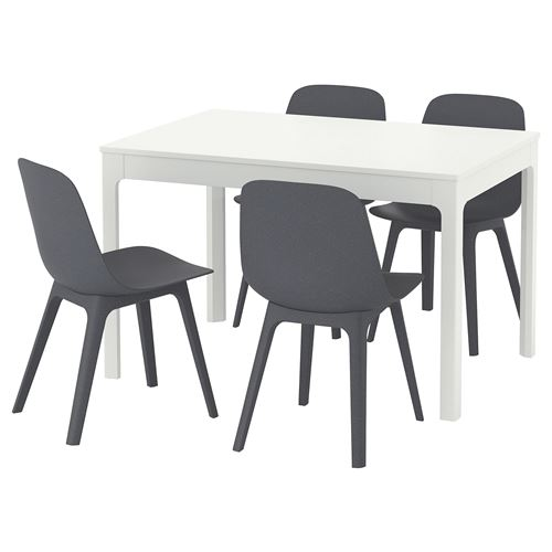 EKEDALEN/ODGER,extendable table and chairs