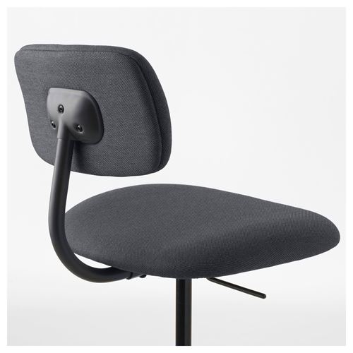 BLECKBERGET,swivel chair