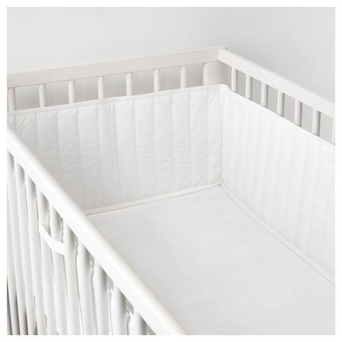 len ba ucu koruyucu beyaz 60x120 cm ikea ikea ocuk. Black Bedroom Furniture Sets. Home Design Ideas