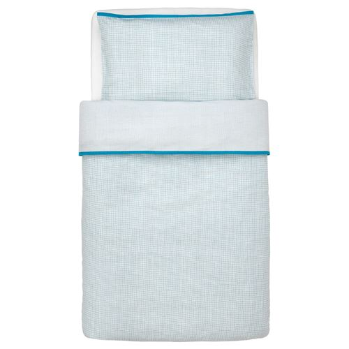 KLAMMIG,quilt cover/pillowcase for cot