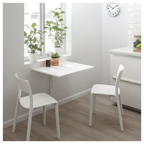 NORBERG,wall-mounted drop-leaf table
