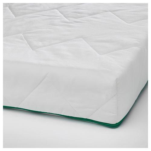 vimsig uzayabilen ocuk yata beyaz 80x200 cm ikea ikea ocuk. Black Bedroom Furniture Sets. Home Design Ideas
