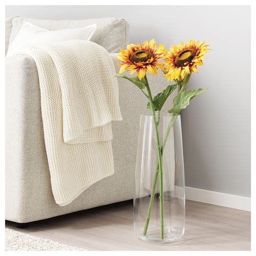 Smycka Artificial Flower Sunfloweryellow 74 Cm Ikea Ikea For Your