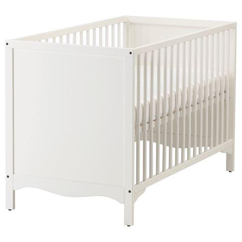 solgul cot white 60x120 cm ikea children 39 s ikea. Black Bedroom Furniture Sets. Home Design Ideas
