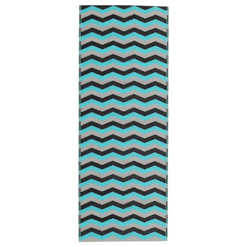 SOMMAR 2018 Rug Turquoise 75x200 Cm