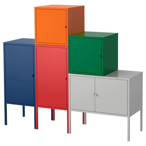 Lixhult Cabinet: LIXHULT Cabinet Multicolour 130x117 Cm