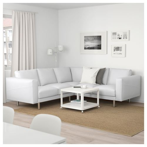 NORSBORG,5-seat corner sofa and chaise longue