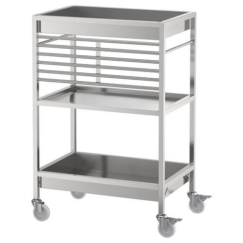 KUNGSFORS,kitchen trolley