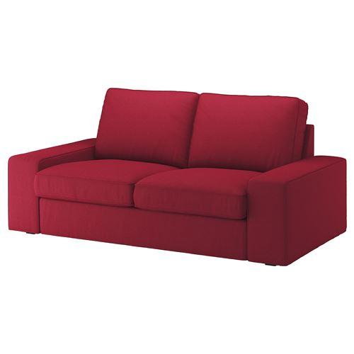 KIVIK 2 Seat Sofa Orrsta Red