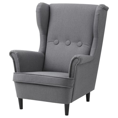 STRANDMON,children's armchair