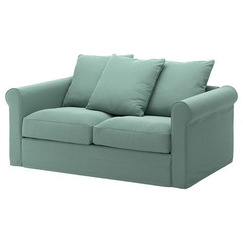 gr nlid 2 seat sofa ljungen light green ikea living room. Black Bedroom Furniture Sets. Home Design Ideas