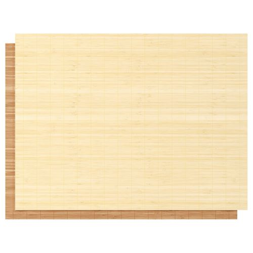 Fjellhamar Panels For Sliding Door Frame Bamboo 75x236 Cm Ikea Bedroom