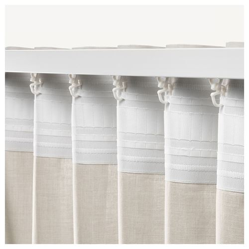 HANNALILL,background curtain, 1 pair