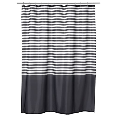 VADSJÖN,shower curtain