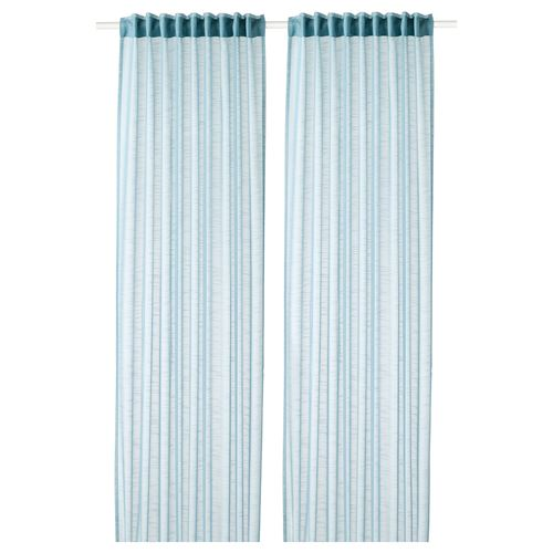 GJERTRUD,sheer curtains, 1 pair