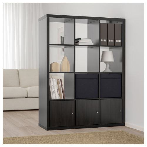 KALLAX,shelving unit with 12 compartments
