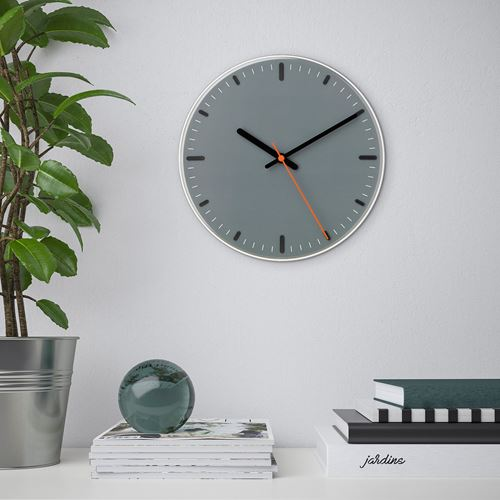 SVAJPA,wall clock