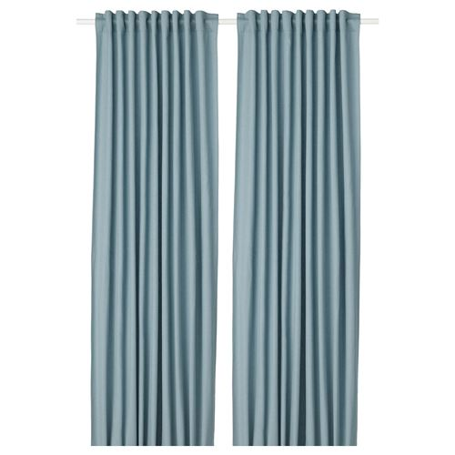 TIBAST,background curtain, 1 pair