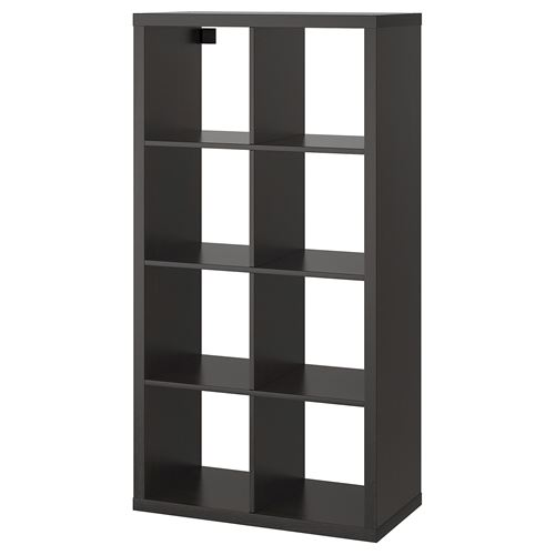 KALLAX,shelving unit with 8 compartments