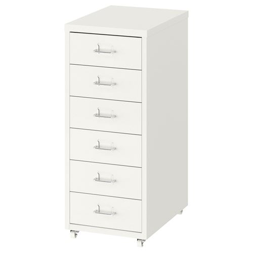 HELMER,storage unit with drawers