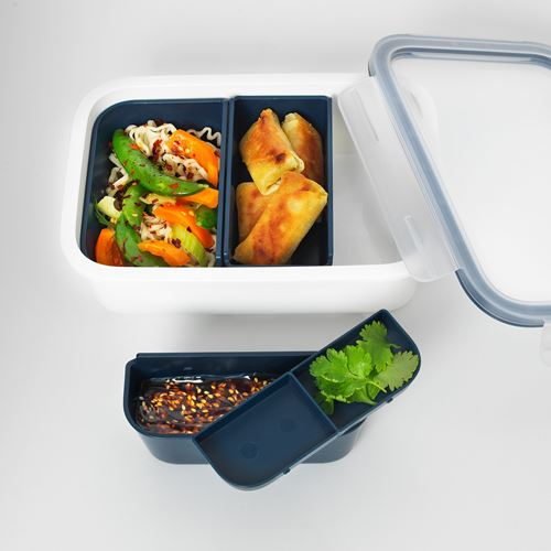 IKEA 365+,lunch box with inserts