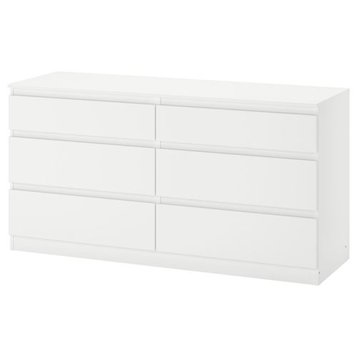 KULLEN,chest of 6 drawers