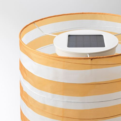 SOLVINDEN,LED solar-powered table lamp