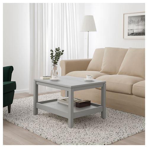 Havsta Coffee Table Grey 75x60 Cm Ikea Living Room