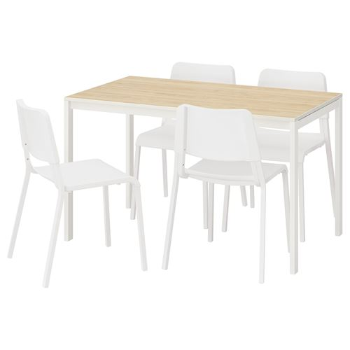 MELLTORP/TEODORES,dining table and chairs