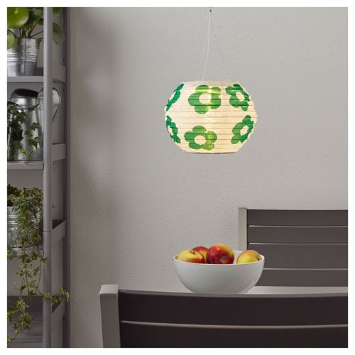 SOLVINDEN,LED solar-powered pendant lamp