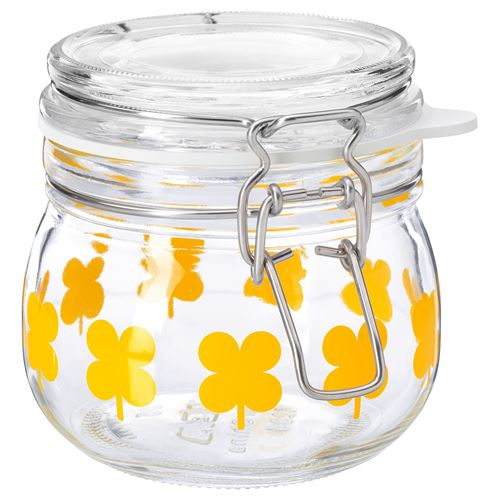SOMMAR 2019,jar with lid