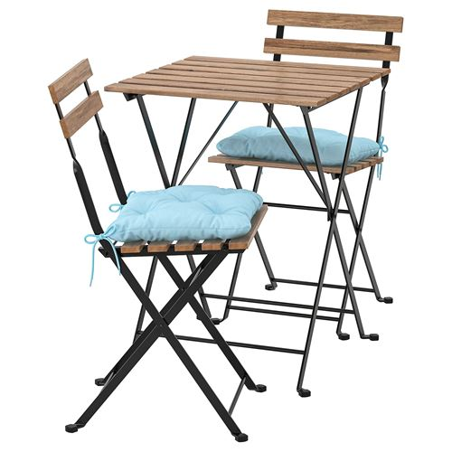 TARNÖ,folding chair and table set