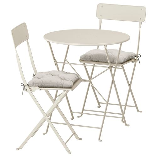 SALTHOLMEN,folding chair and table set