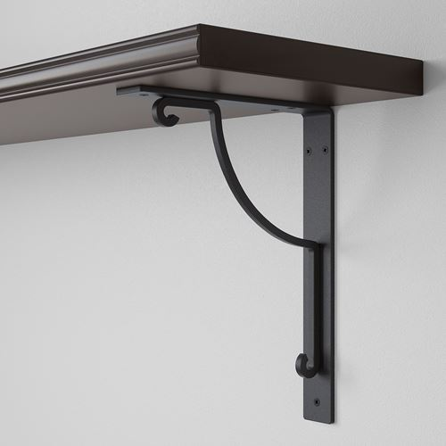 BERGSHULT/EKBY HALL,wall shelf with brackets