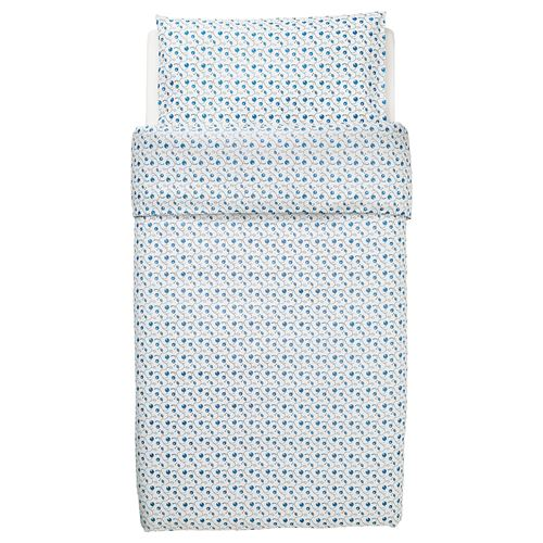 GULSPARV,quilt cover/pillowcase for cot