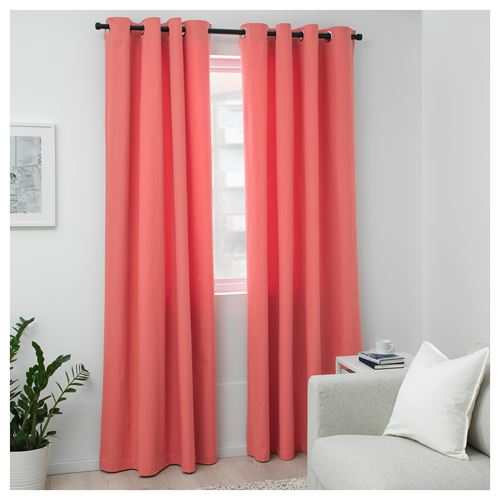 MERETE,curtains, 1 pair