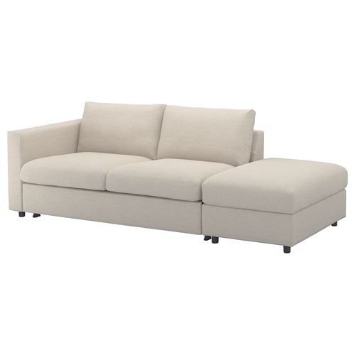 VIMLE,2-seat sofa-bed cover