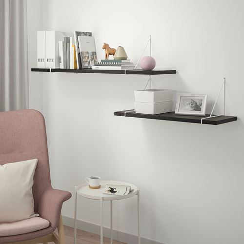 BERGSHULT/PERSHULT,wall shelf combination